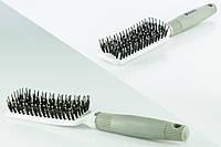 Salon - TDF- Щетка - для укладки натуральная щетина - 9643