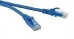 Патч-корд литой синий UTP, RJ45 0,5m, кат. 5Е