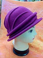 Шляпы RABIONEK из  шерсти с полями, фуксия цвет