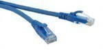Патч-корд литой синий UTP, RJ45 2m, кат. 5Е