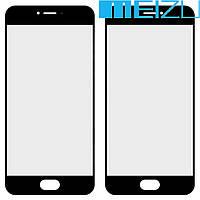 Защитное стекло корпуса для Meizu Pro 6, черное, оригинал