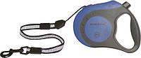 "Рулетка ""CoLLaR control"" 20 кг, 8м (ручка-комфорт, светоотр.лента, трос)"
