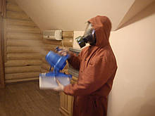 Уничтожение тараканов Киев