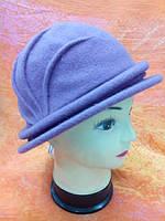 Шляпы RABIONEK из шерсти с полями, темносиреневый цвет
