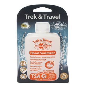 Мило рідке для рук SeaToSummit TrekTravel Hand Wash cleaning