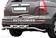 Нижняя защита заднего бампера для Хонда ЦРВ 2006 - 2012