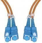 Патчкорд SC/UPC-SC/UPC MM (G50-OM3) 1м Dupplex