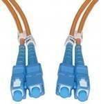 Патчкорд SC/UPC-SC/UPC MM (G50-OM3) 2м Dupplex