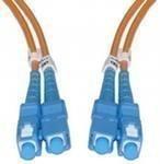 Патчкорд SC/UPC-SC/UPC MM (G50-OM3) 3м Dupplex