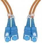 Патчкорд SC/UPC-SC/UPC MM (G50-OM3) 10м Dupplex