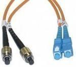 Патчкорд SC/UPC-FC/UPC MM (G50-OM3) 1м Dupplex