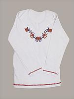 Вышиванка для девочки В-1902