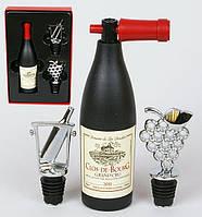 Винный набор Бутылка с штопорами