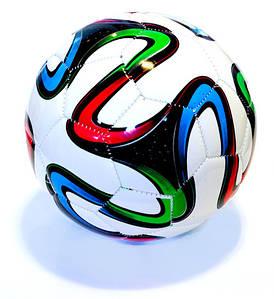 Футбольный мяч Brazuca Bavar Sport БЕЛЫЙ