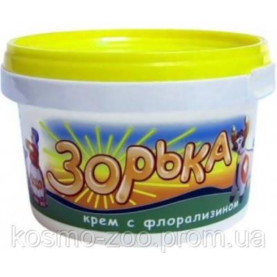 Крем мазь Зорька с флорализином 200 гр (Россия)