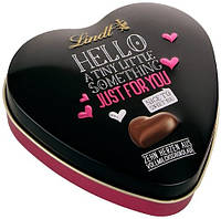 Швейцарский шоколад Lindt Hello Just for you, сердце 45g