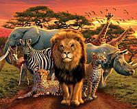 "Постер мини  ""African kingdom"""