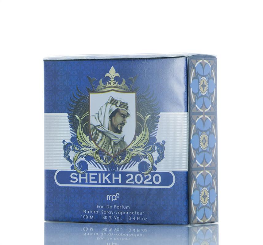 Парфюмированная вода My Perfumes Otoori SHEIKH 2020 для мужчин 100 мл Код 6531