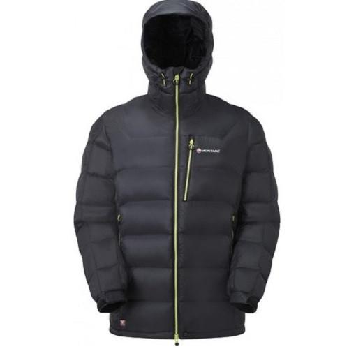 Куртка пуховая с Primaloft Montane Black Ice 2,0 Jacket