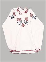 """Вышиванка для девочки """"Розочка"""" В-1901"""