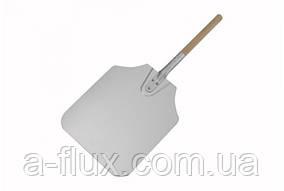 Лопата для пиццы 30*35 мм с деревянной ручкой 65 см
