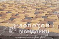 Тротуарная плитка Старый Город 60мм