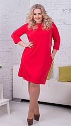 Женское платье m&m  (46-60) 8134.2