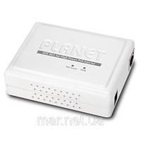 Инжектор PLANET POE-161 IEEE802.3at High Power PoE  Injector - 30W