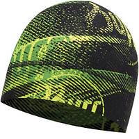 Шапка Coolmax 1 Layer Hat Buff Flash Logo Yellow Fluor