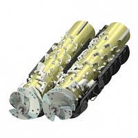 87337744 Ротор измельчителя в сборе (68 ножей), CR9080/CX8080