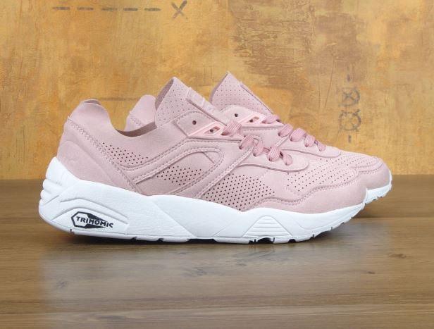 d3661729 Кроссовки женские Puma Trinomic 30247 светло-розовые - Брендовая одежда от  интернет-магазина «
