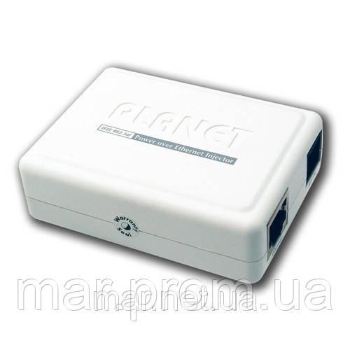 Инжектор PLANET POE-152 IEEE802.3af PoE  Injector - End-Span for Gigabit Ethernet