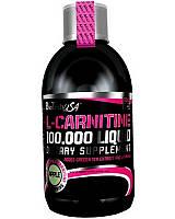BioTech USA Nutrition L-CARNITINE LIQUID 100 000