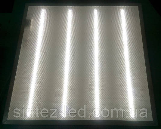 Светодиодная панель универсальная SL- 2007 40W 6400K PRISMATIC (бел.) Код.57873, фото 2