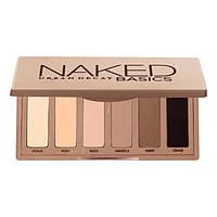 Naked Basics 1 палитра теней для век 6 оттенков копия, фото 1