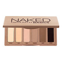 Naked Basics 1 палитра теней для век 6 оттенков копия