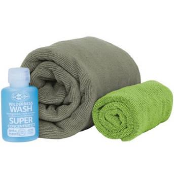 Набір рушників SeaToSummit TEK Towel Wash Kit