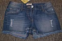 Очень стильные джинсовые шорты!