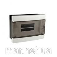 Коробка под автомат металл . встр. 9 SA  0524