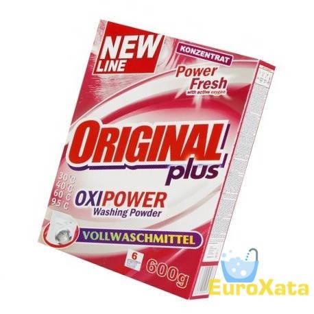 Стиральный порошок  ORIGINAL Plus Oxipower