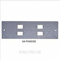 Лицевая панель 4SC Simplex UA-FOBC-G, серая