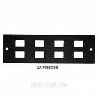 Лицевая панель 8SC Simplex UA-FOBC-B, черная