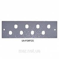 Лицевая панель 8FC/ST UA-FOBC-B, серая