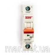 Автоматический выключатель 1Р 10А ( 6кА )