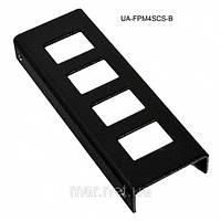 Планка на 4SC Simplex адаптера для бокса FOBSM , черная