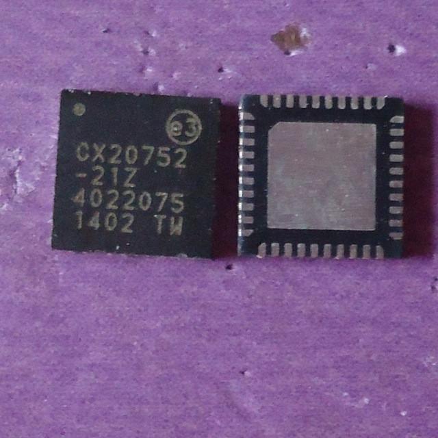 CX20752-21z. Новый. Оригинал.
