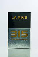 Туалетная вода La Rive MEN - 315 PRESTIGE - аналог Carolina Herrera 212 для мужчин