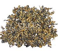 "Желтый Китайский чай ""GOLDEN SPIRAL"", 25г"