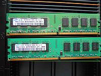 Б/у Оперативная память DDR2 1Gb 533/667/800 MHz