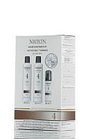 Nioxin 4 - Набор По уходу за тонкими и окрашенными волосами - Hair System Kit